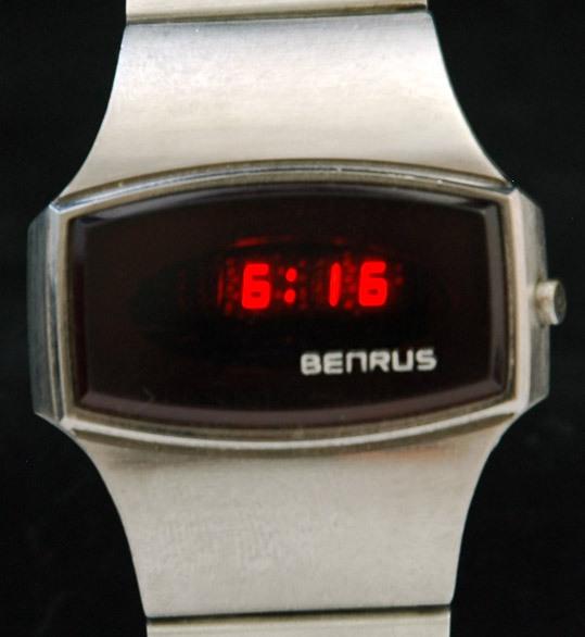 Benrus LED