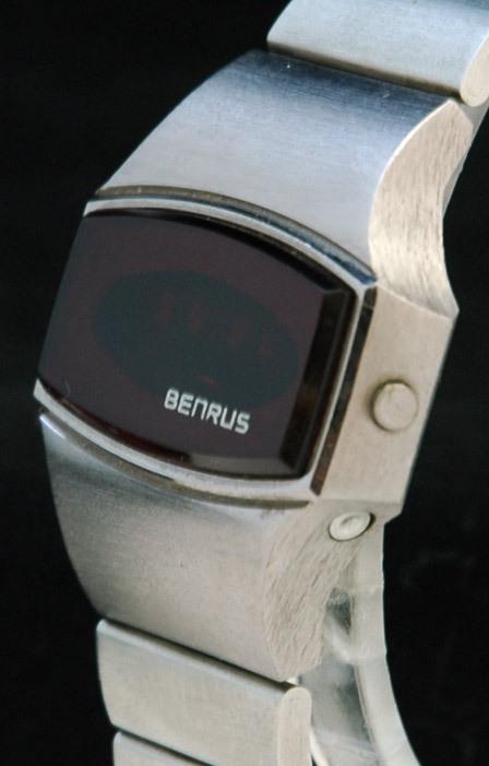 Benrus LED side
